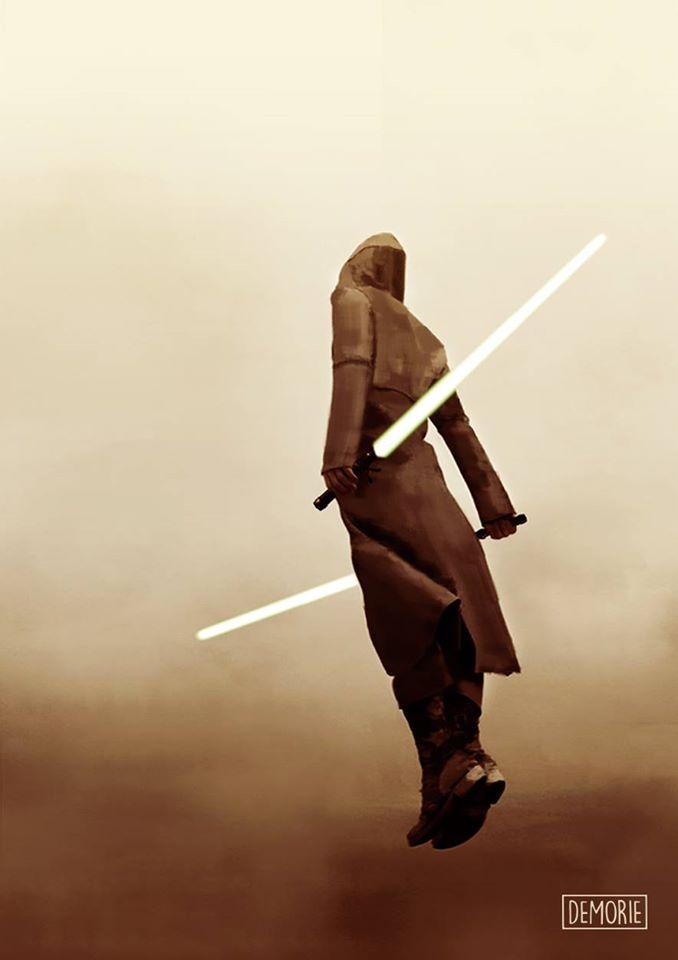 Star Wars - Jedi in Sandstorm