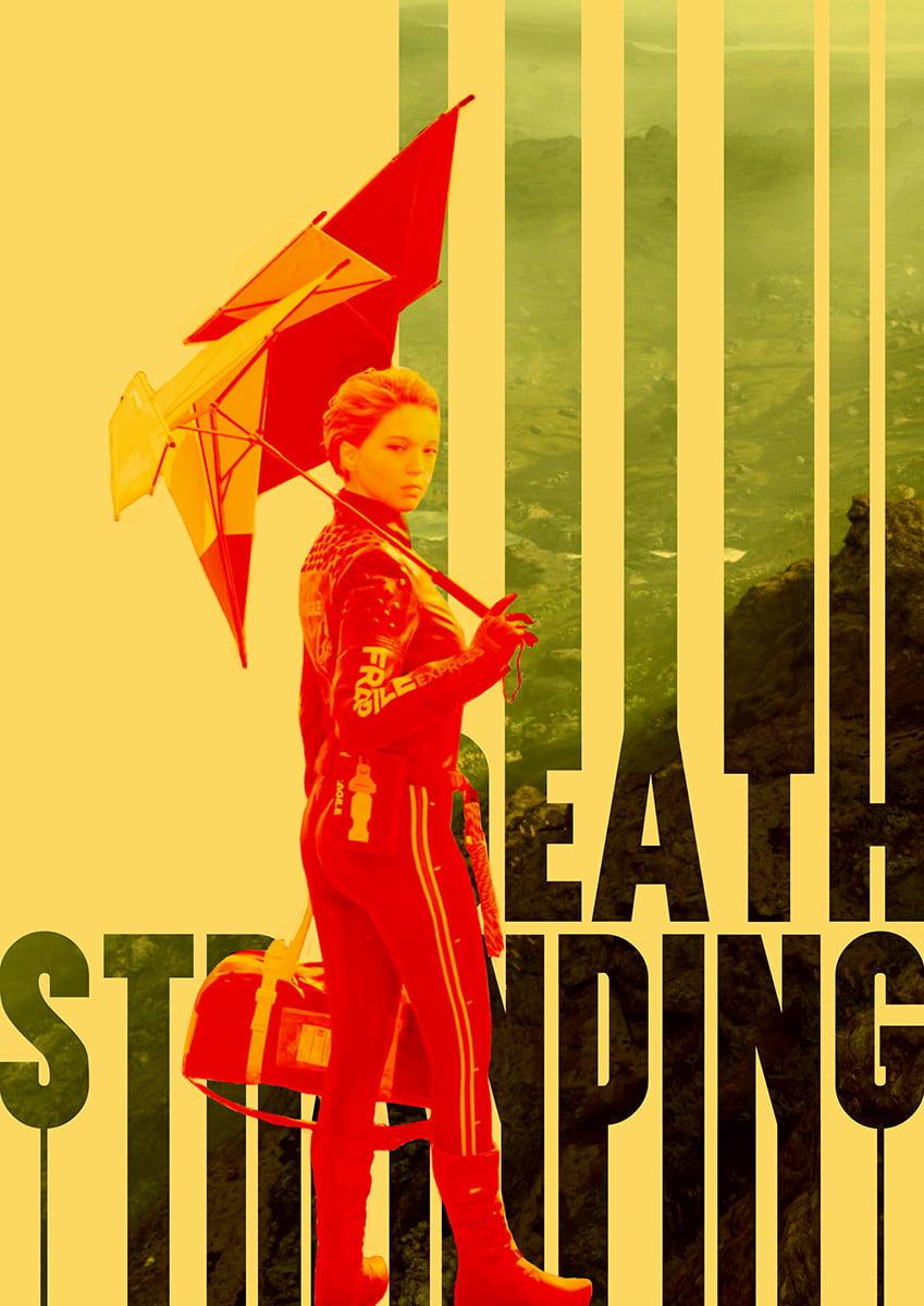 Death Stranding - Concept Art