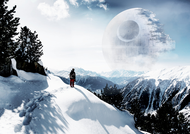 Star Wars - Deathstar Fanart