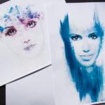print version digital art by demorie
