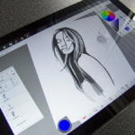 windows tablet drawing